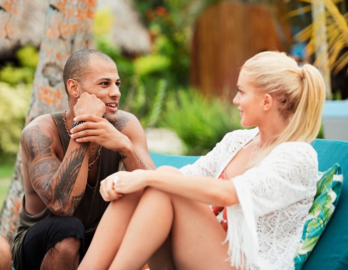 Grant and Ali didn't last after finding love on *Bachelor In Paradise.*