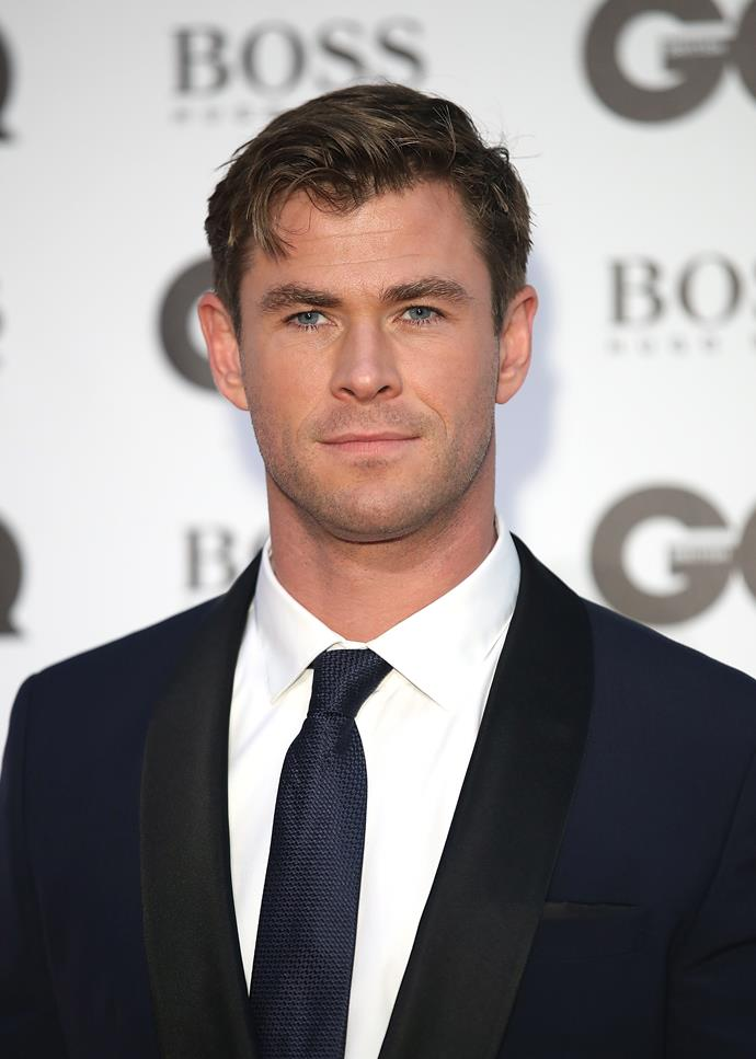 Chris Hemsworth reveals he is uncomfortable about his ...