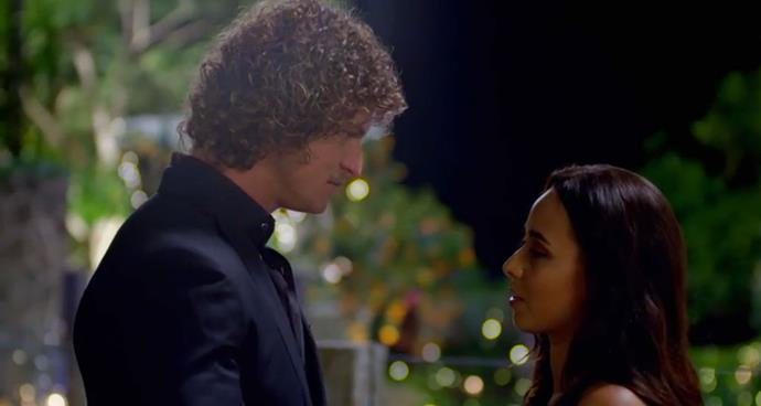 Nick was left devastated by Brooke's departure.