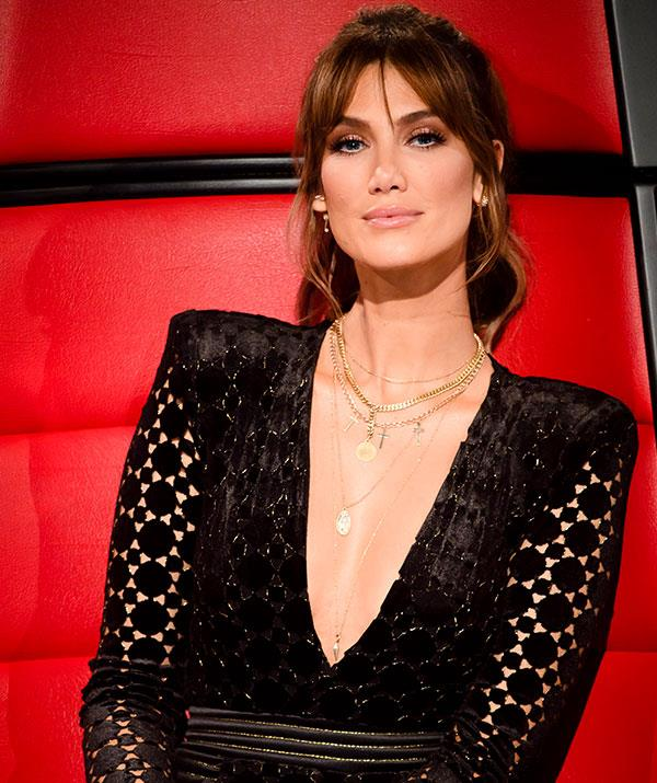 The Aussie songstress has had some acting gigs as well as being a judge on *The Voice*.