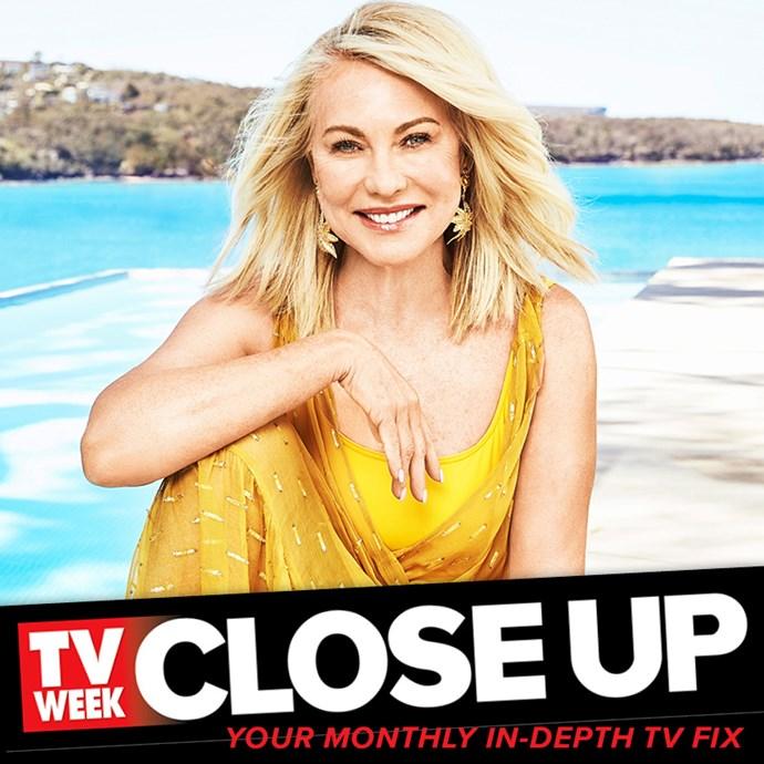 Kerri-Anne refuses to consider herself an Aussie icon.