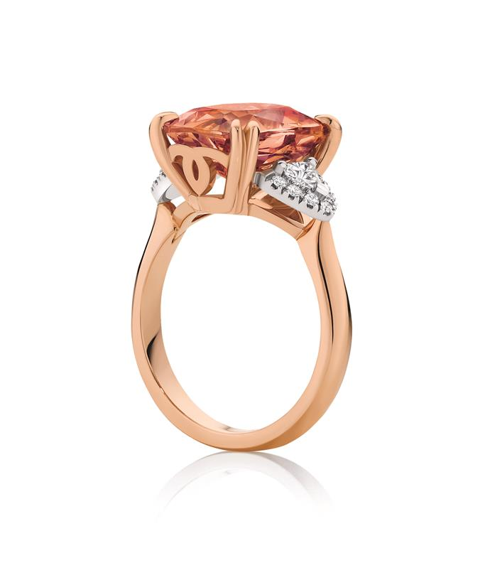The winner's ring was rumoured to cost over $20,000.