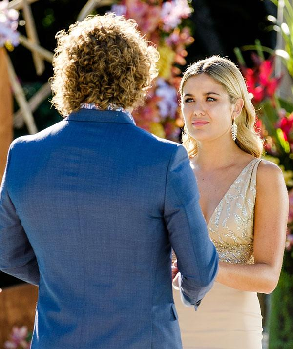 They made a gorgeous couple but in the end, Nick's feelings for Sophie just weren't strong enough.