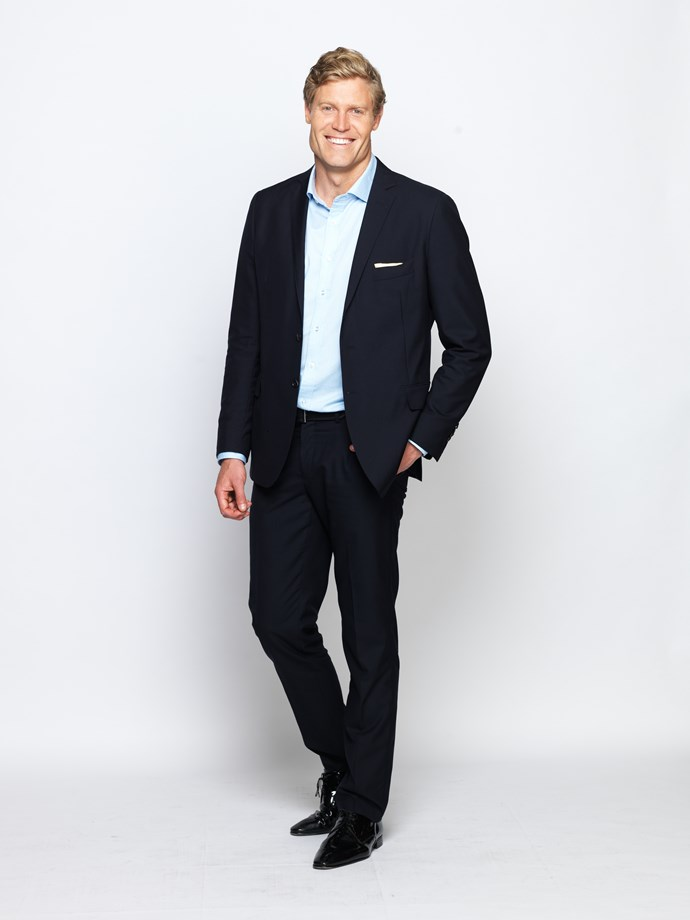 **DR CHRIS BROWN** <br><br> We know Chris has shut down speculation on this one, but we can't help but look at his potential. And, thanks to Sam Pang's jokes on *Have You Been Paying Attention?* we're allowed to wildly speculate that Chris is indeed the next Bachelor. <br><br> We aren't short of being exposed to Chris's fun side on *The Living Room* and *I'm A Celebrity, Get Me Out Of Here*, but we'd like to see even MORE of Chris on our screens whenever possible.