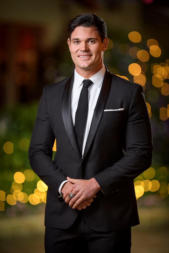 **APOLLO JACKSON** <br><br> Apollo is the gift that keeps on giving. Considering he's been on both Sophie Monk's season of *The Bachelorette* and again on *Bachelor in Paradise*, we still feel like we haven't seen enough of the gorgeous magician.   <br><br> We'd love to see what tricks he'd have up his sleeve for next year's ladies (besides a never ending packet of Tim Tams).