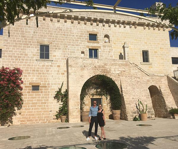 Seriously contemplating moving into Masseria Trapanà.