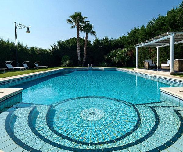 If you need me, I'll be by the pool at Homi Country Retreat.