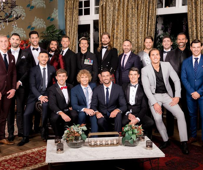 Meet the Bachelors vying for Ali's heart!