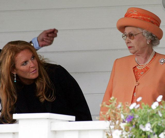 The Queen wants her granddaughter's big day to go off without a hitch.