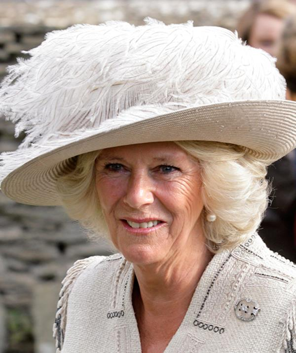 The Duchess of Cornwall won't be attending the royal wedding of Princess Eugenie and Jack Brooksbank on the arm of her husband, Prince Charles.