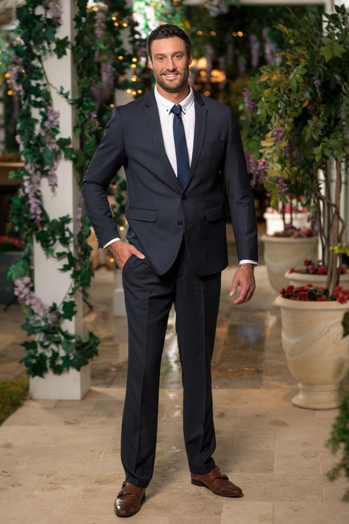 """**CHARLIE**  If Sydney builder Charlie, 31, could pick one person to play him in a movie, it'd be Bradley Cooper – and there's no doubt they both have good looks!   """"I'm ready for love,"""" he says. """"I know what I want and I'm ready to let my guard down."""""""