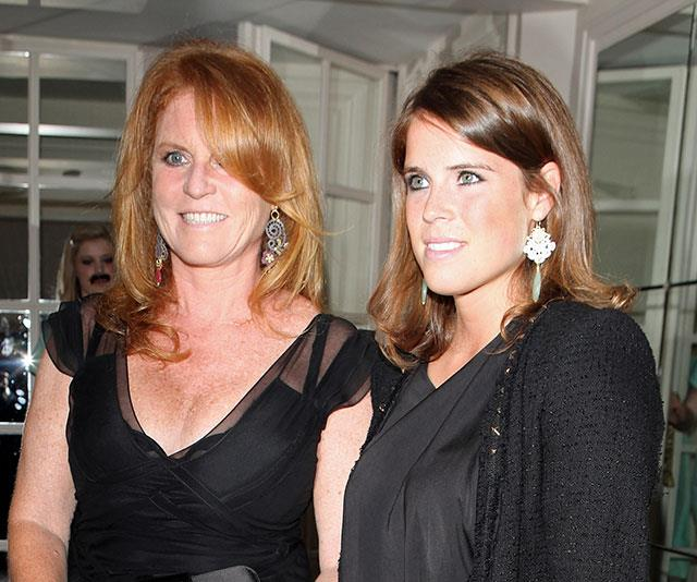 Sarah Ferguson has announced a new charity initiative days out from her daughter Eugenie's wedding.
