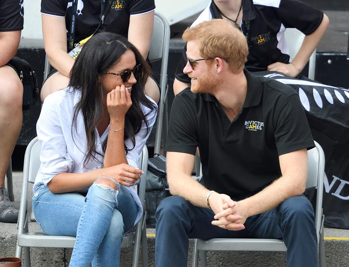 Meghan was reportedly worried she'd look too keen on the Prince if she agreed to see him straight after their first date.