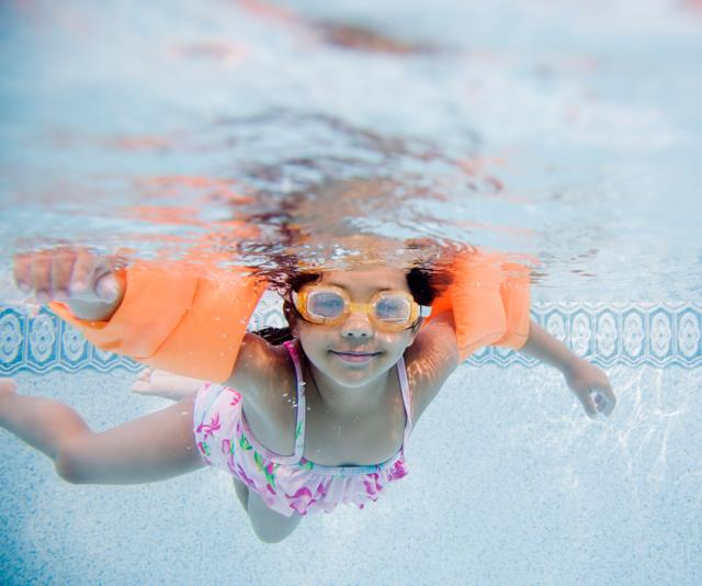 60 per cent of Australians surveyed who had adequate lessons say they can swim 50 metres or more.