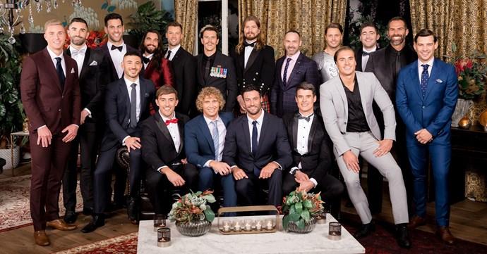 Meet the newest suitors in the race for Ali Oetjen's heart! Image: Network TEN