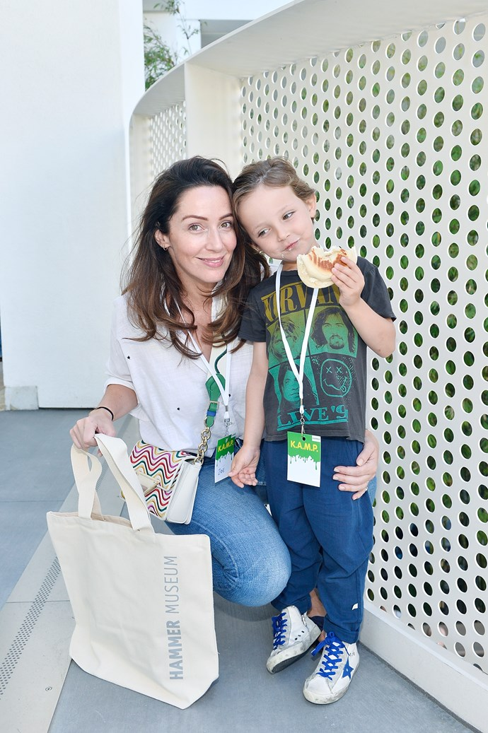 Six year old Louis de Givenchy has parents in high places, his dad is a French senior banker at JP Morgan, and his mum is from Australia! *(Image: Getty Images)*