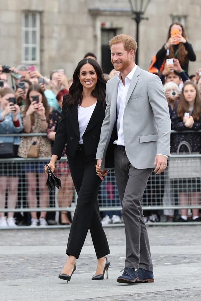 Harry and Meghan are heading to Australia this week as part of a 15-day Royal tour. *(Image: Getty Images)*