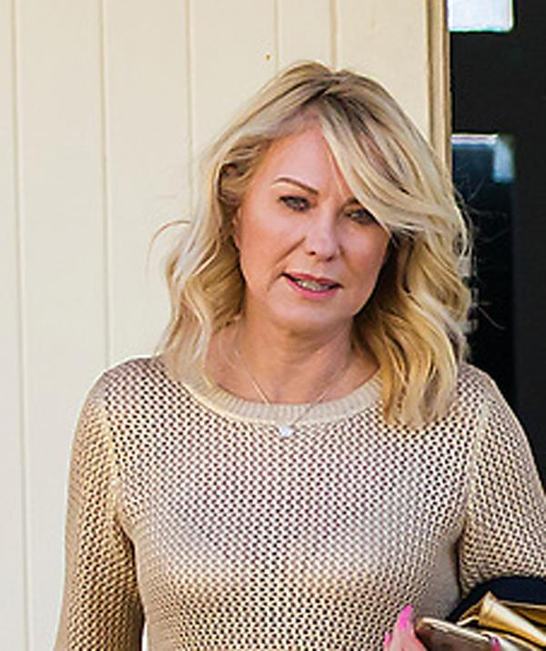 """Carrie wasn't too happy with Kerri-Anne's performance on *Studio 10* recently leading KAK to claim that she had been banned from *The Project* for having """"right-wing views"""". *(Image: Matrix Media Group AU)*"""