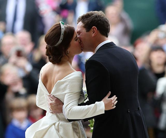 The pair met on a ski holiday when Eugenie was 20 and Jack was 24.
