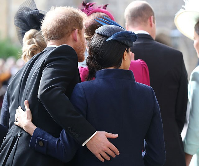 Back to regular programming! This is the PDA-friendly couple we know and love *(Image: Getty Images)*