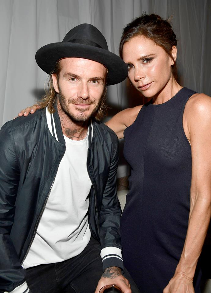 Posh and Becks are coming to Sydney this month. *(Image: Getty Images)*