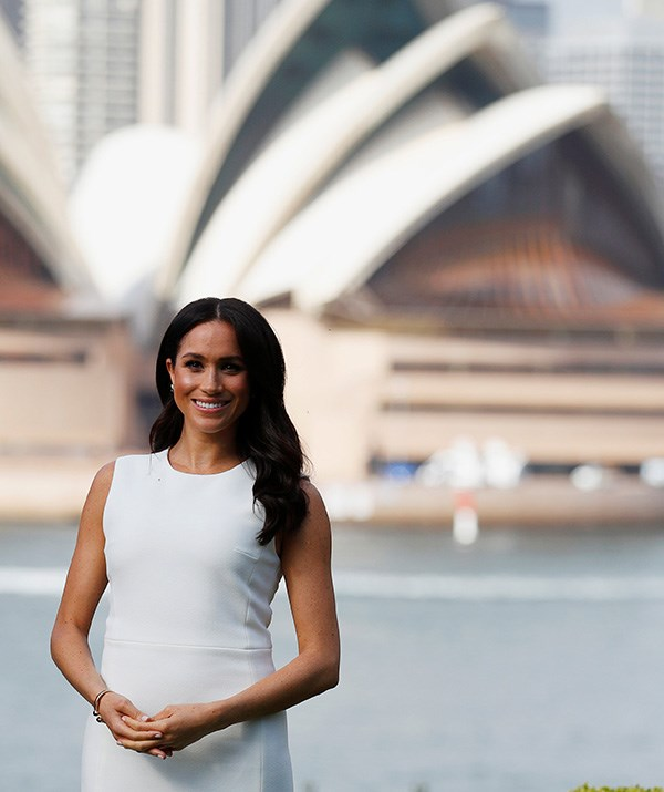 """Australian fans flocked to view the $1,800 ivory dress online, causing the designer's website to crash! Karen spoke about the frenzy to the *Daily Telegraph*: """"I am totally overwhelmed,"""" she said. <br><br> """"There are obviously so many incredible designers in Australia and for her to love the brand and choose Karen Gee is an absolute honour.""""  *(Image: Getty Images)*"""