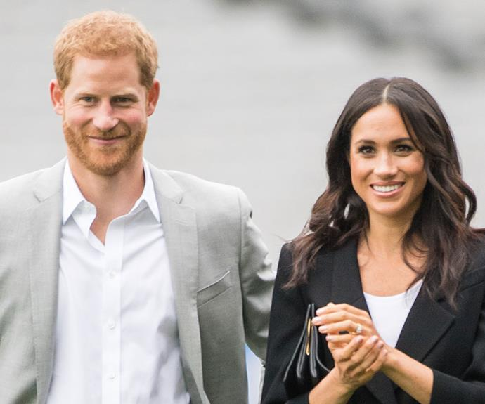 Prince Harry and Duchess Meghan Markle are expecting and the bets are on for the baby's name!