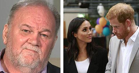 Thomas Markle has been surprisingly positive about his daughter's pregnancy announcement.