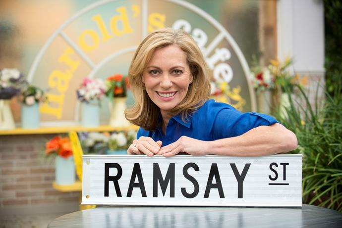 Kerry Armstrong joins the cast of *Neighbours.*