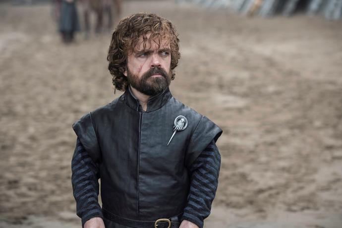Peter Dinklage is 'happy' with his conclusion.