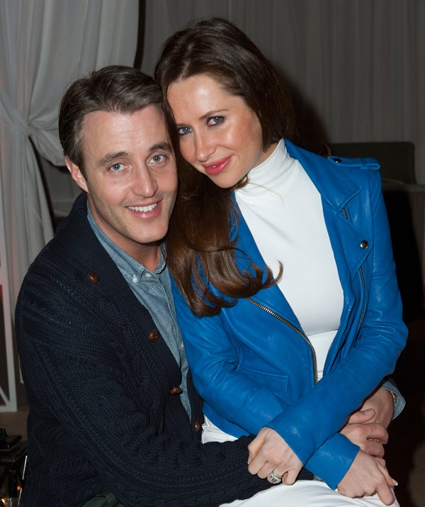 Jessica and husband Ben became close to Meghan after she moved to Toronto to star in TV series *Suits*. *(Image: Getty)*