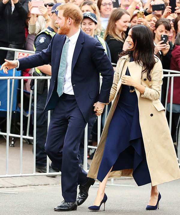 Day three of the royal tour will see the couple travel around Melbourne.