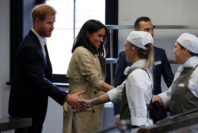 Melburnians were thrilled to meet the Duke and Duchess. *(Image: Getty Images)*