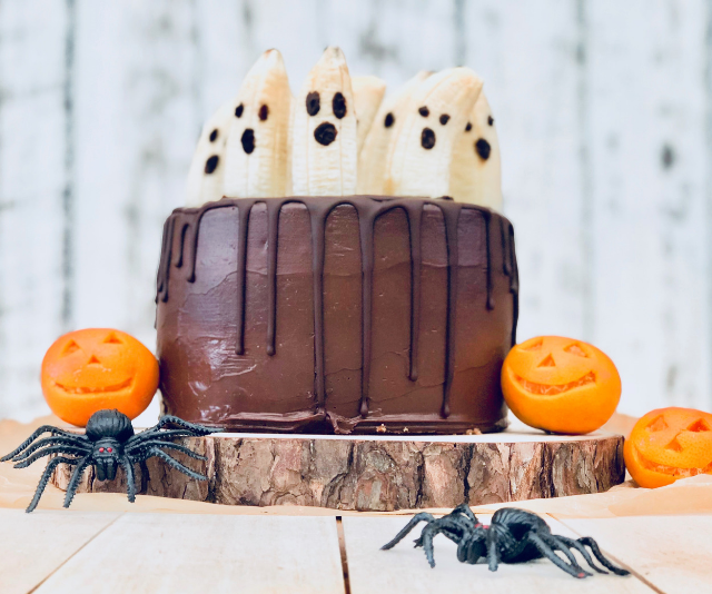 Halloween doesn't have to be a sugar-fest!