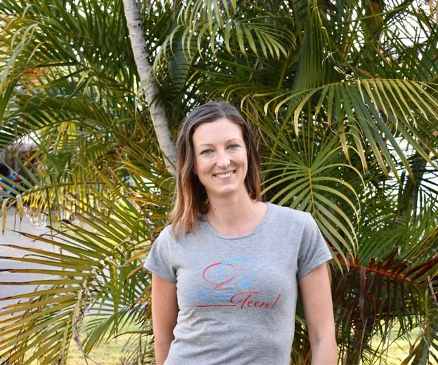 Davina Donovan from teen coaching organisation, Speak Teen! speaks fluent teenager.