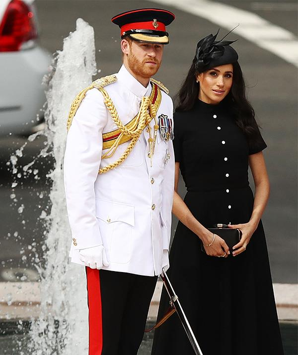 Duchess Meghan is taking a step back to rest from her royal duties. *(Image: Getty Images)*