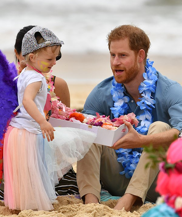 Boy or girl, Prince Harry is going to be an incredible father no matter the outcome.