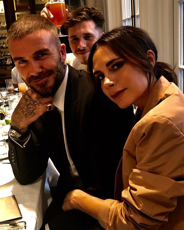 David got candid about his marriage to Posh. *(Image: Instagram/@victoriabeckham)*