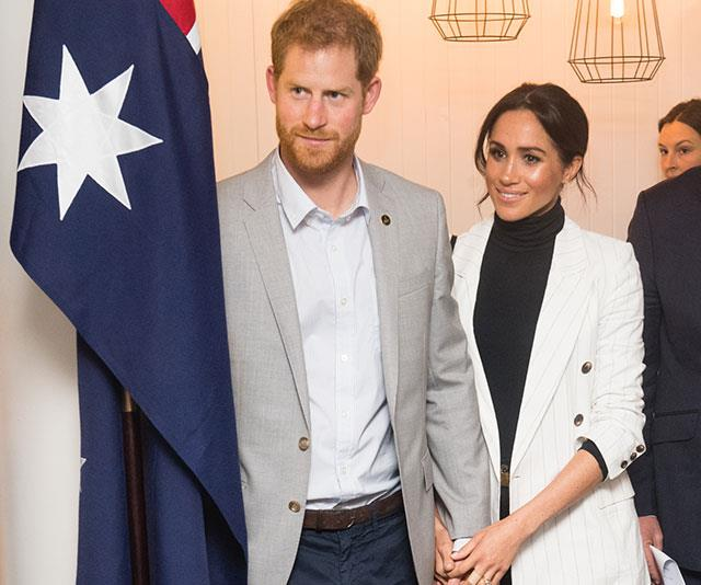 Prince Harry and Duchess Meghan have left a big impression on Australia during their royal tour. *(Image: Getty Images)*