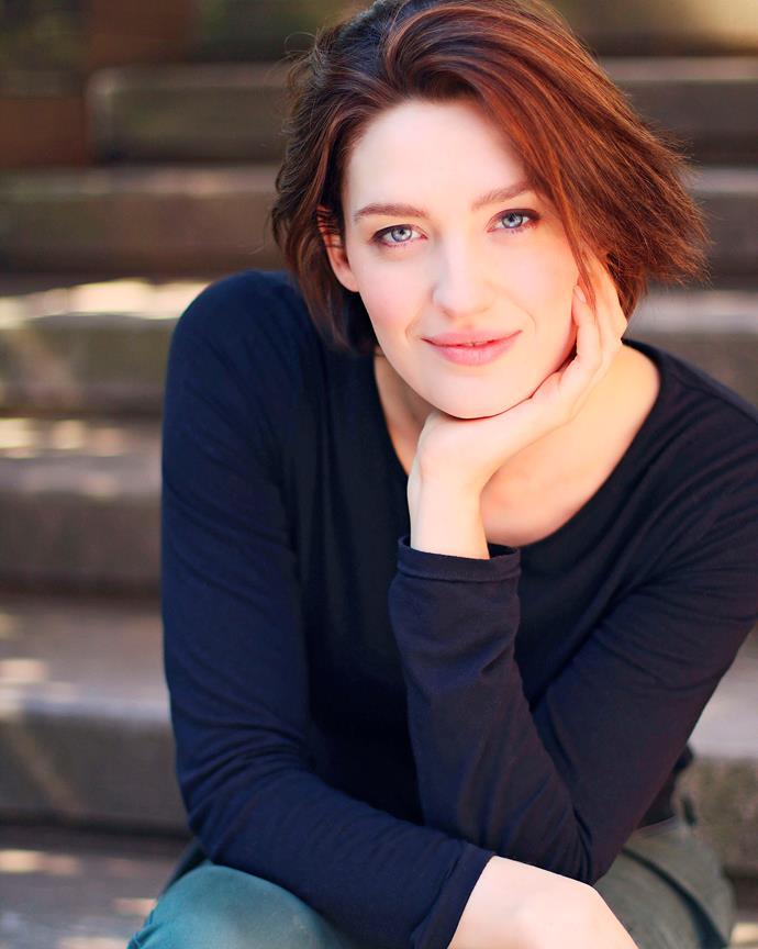Tess Haubrich will play Sarah.