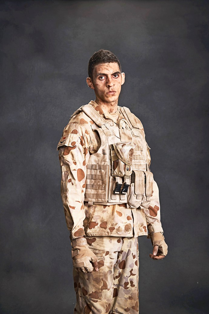 "Corporal Peter ""Pepsi"" Aboud"