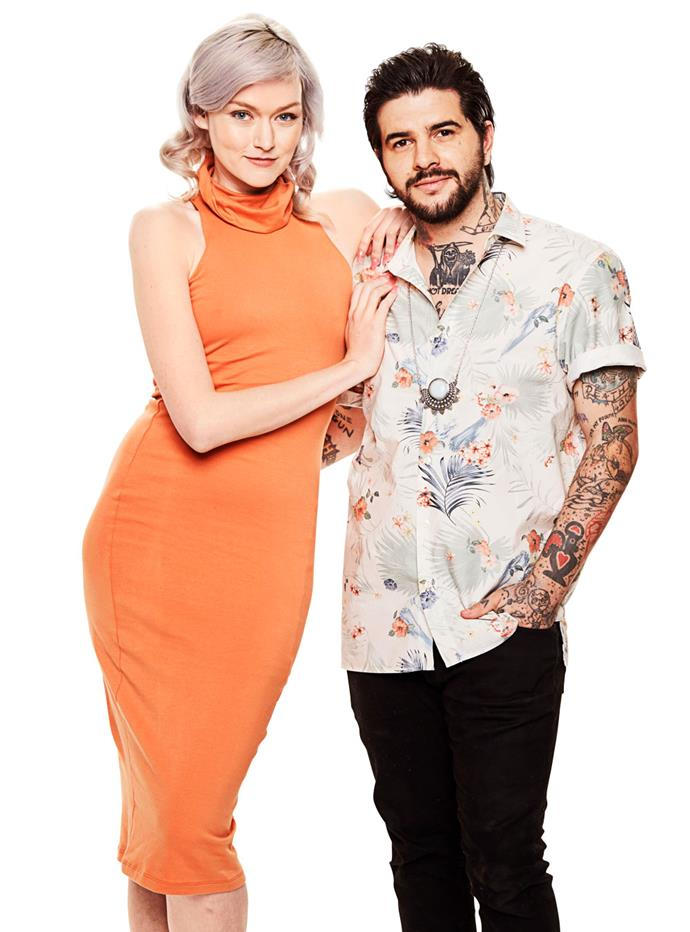 """**Izzy & Simon**  <br><br> Izzy and Simon don't exactly have what you'd call a """"normal"""" relationship. <br><br> Izzy's mum Bobbi and best friend Amanda think Simon, 27, is a womaniser, and will even make him undergo a lie-detector test on the show.  <br><br> """"My mum hasn't trusted him from the get-go,"""" Izzy, 28, tells **TV WEEK.**  <br><br> To make matters worse, Izzy suffered a miscarriage earlier this year – only to find out Simon was cheating on her at her lowest point.  <br><br> """"It made me feel awful, like I was disposable,"""" she says."""