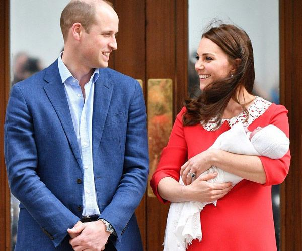 Prince Louis was born on April 23rd this year. *(Image: Getty)*
