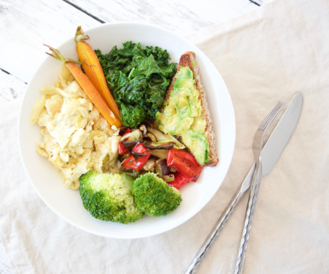 Mandy's book *Wholesome Child* is a complete nutrition guide and cookbook, with meal plans and menu panning tips for the whole family.