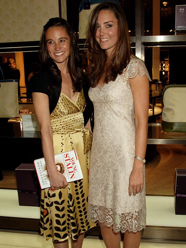 Kate and Pippa became ladies of London's high society.  *(Image: Getty Images)*