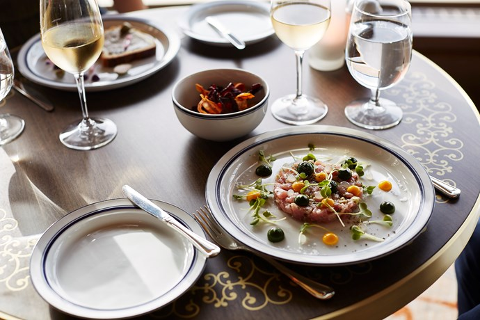 From Michelin starred chefs to daily fresh baked bread; food is a top priority on a cruise ship
