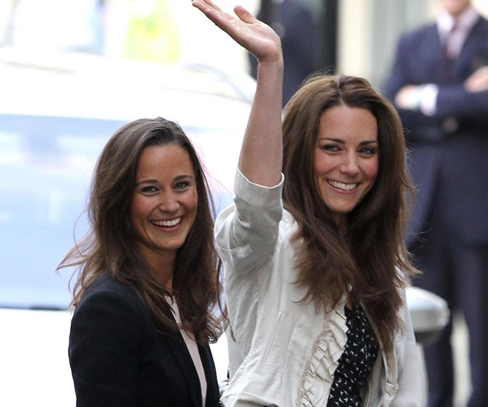 Kate spent her last night as a Middleton with her family at London's prestigious Goring Hotel.  *(Image: Getty Images)*