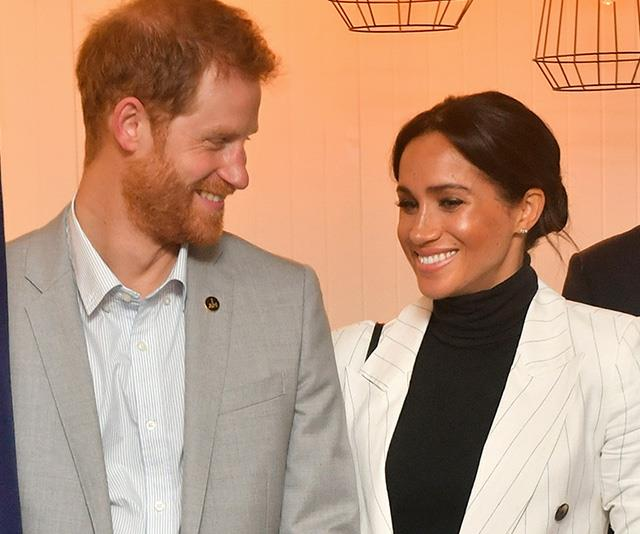 Harry and Meghan are proving to be a perfect match in more ways than one! *(Image: Getty Images)*