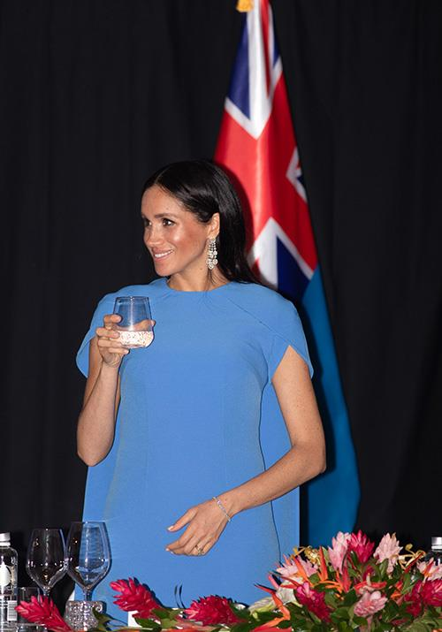 No bubbles to toast this royal babe! *(Image: Getty Images)*