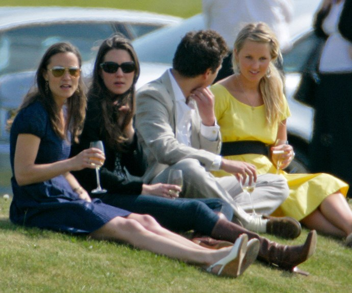 Sisters who wine and polo together stay together! *(Image: Getty Images)*